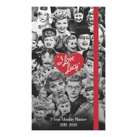 Pocket Planner Calendar - Day Dream I Love Lucy 2-Year Pocket Planner - Pocket Calendars