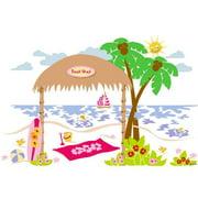 Ilana's Beach Shack Mural