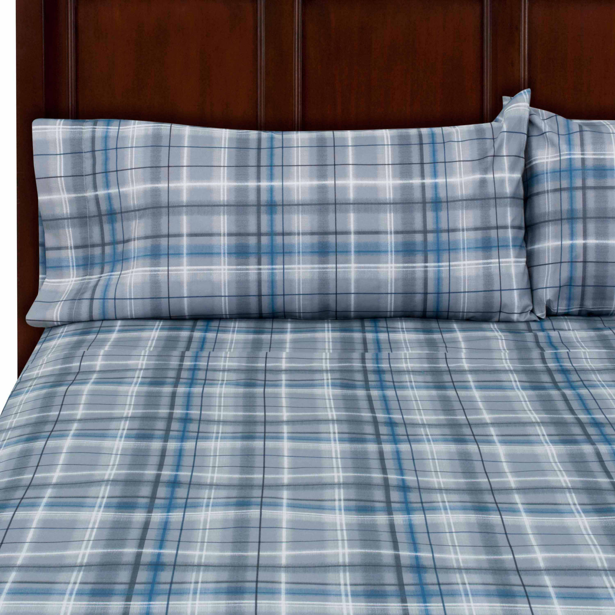 Mainstays Microfiber Sheet Collection