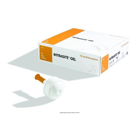 Smith & Nephew Gel Amorphous Hydrogel Wound Dressing 15g Applipak, Sterile, Nonadherent, Contains Propylene Glycol (Box of 10 Each), FREE.., By Intrasite