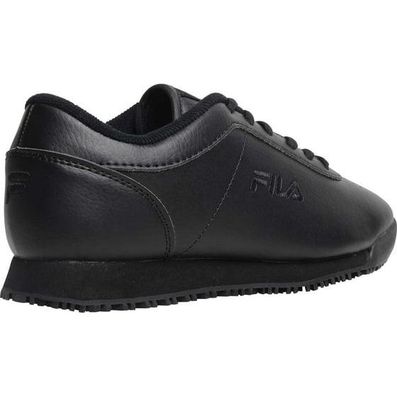 f64b549db4 Fila Women's Memory Quickstart Slip Resistant Sneaker