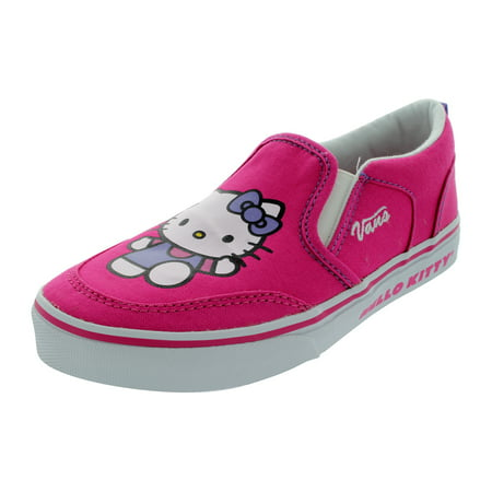 VANS ASHER (HELLO KITTY) MS SKATE SHOES