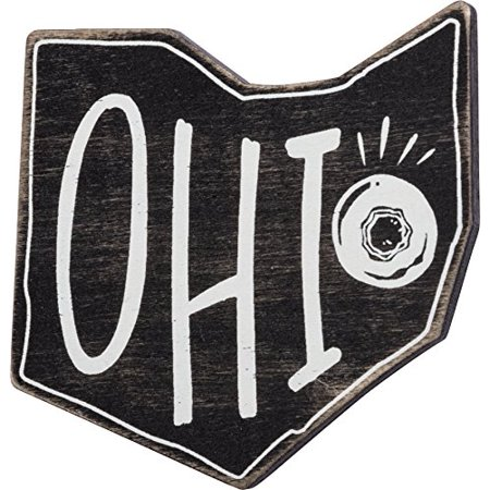 Ohio Magnets Bag Of 4 Primitives By Kathy