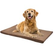 Brinkmann Cozy Pet Bed Large 35 Pad Dog Cat Pillow Washable Mat For Crate Couch
