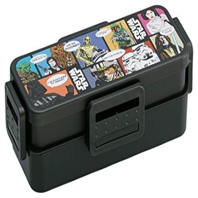 Young & Reckless 4-point lock two-stage lunch box 900ml S...
