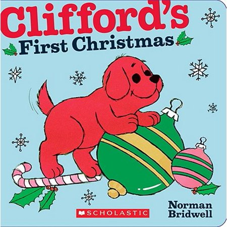 Clifford's First Christmas (Cliffords First Halloween)