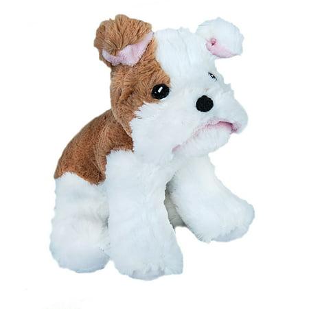 record your own plush 8 inch bulldog - ready 2 love in a few easy steps