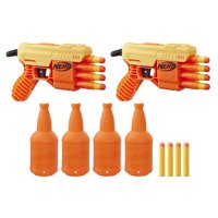 Nerf Fang QS-4 Dual Targeting Set 18-Piece Set - Walmart Exclusive