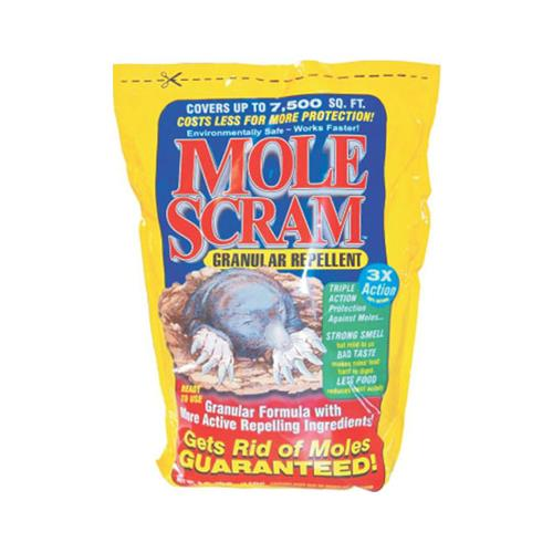 Enviro Protection Ind 12010 Mole Scram Granular Repellent...