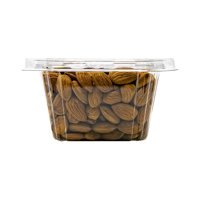 (Price/CS)Prepack 057515 Roasted No Salt Almonds 12/9oz
