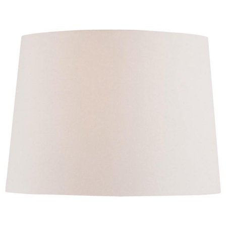 Lite Source CH1151-16 16 in. Wide Base Table and Floor Drum Shade Drum Shade 16 Inch Base