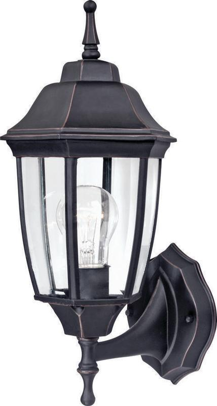 Boston Harbor HL-018B-P- RB Twin Pack Porch Light Fixture, 1 Lamp by Boston Harbor