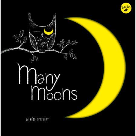 Many Moons : Learn about the different phases of the (Moon Phase Cream)