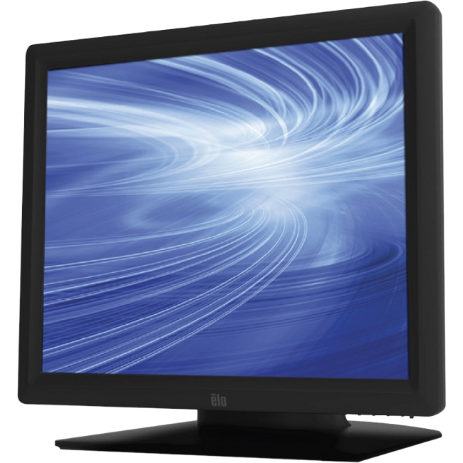 """Elo 1717L 17"""" Touchscreen LED-Backlit LCD Monitor - AccuTouch ZB Black (World)"""