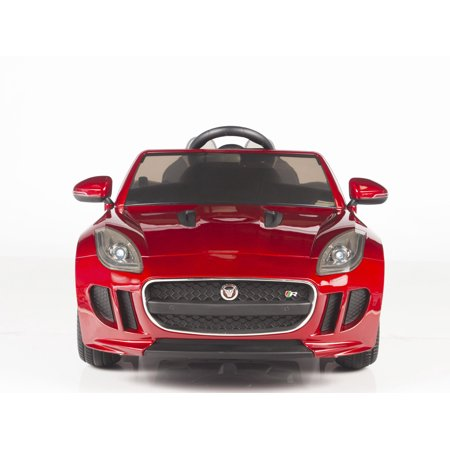 12v New Sport Edition Official Jaguar Ride on Toy Car for Kids, Boys, and Girls with - Kids Toys For Boys