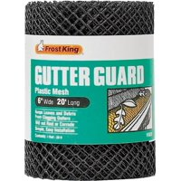 GUTTER GRD 6INX20FT FROST KING