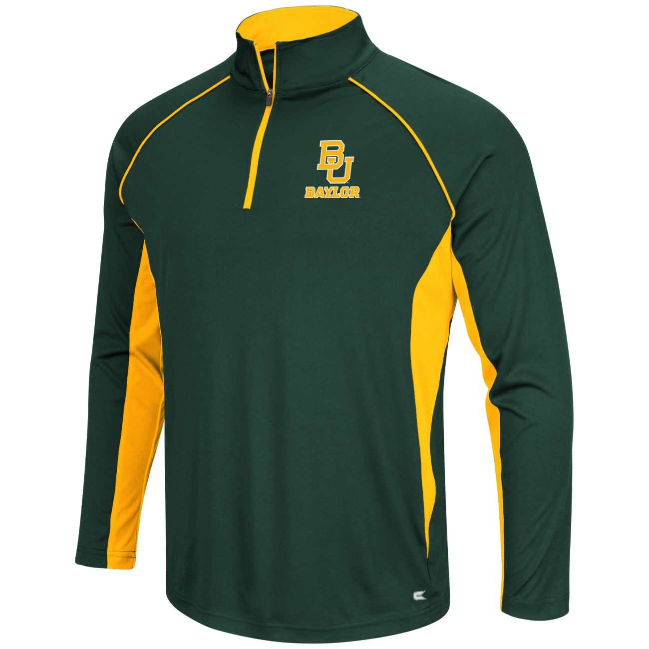 "Baylor Bears NCAA ""Airstream"" 1/4 Zip Pullover Men's Wind Shirt"