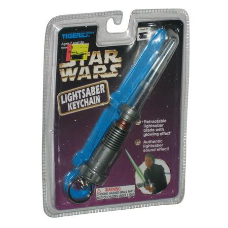 Star Wars Tiger Glowing & Sound Effect Lightsaber - Lightsaber Keychain