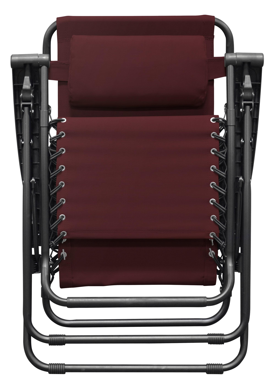 Caravan Sports Zero Gravity Chair Multiple Colors Walmart