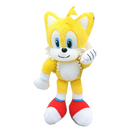 Sonic The Hedgehog 8-Inch Plush - - Tails Sonic Hedgehog