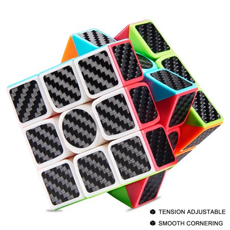 Magic Cube Rubik's Cube Professional Competition Fast Speed Spin Puzzle Toy