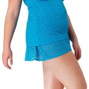 22fad236791 Catalina - Plus-Size Solid Crochet Skirted Swimsuit Bottom - Walmart.com