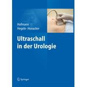 Ultraschall in der Urologie - eBook