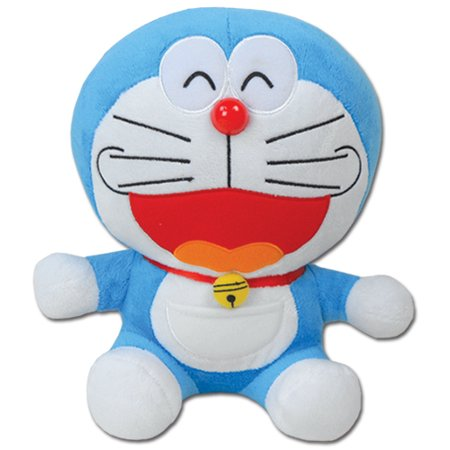 Plush - Doraemon - Doraemon Smiling 12'' Soft Doll Toys Anime Licnesed ge52028