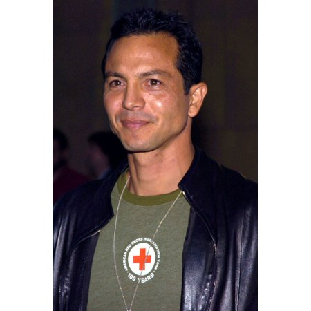 Benjamin Bratt At Arrivals For Thumbsucker Premiere The Egyptian Theatre Los Angeles Ca September 06 2005 Photo By David LongendykeEverett Collection Photo