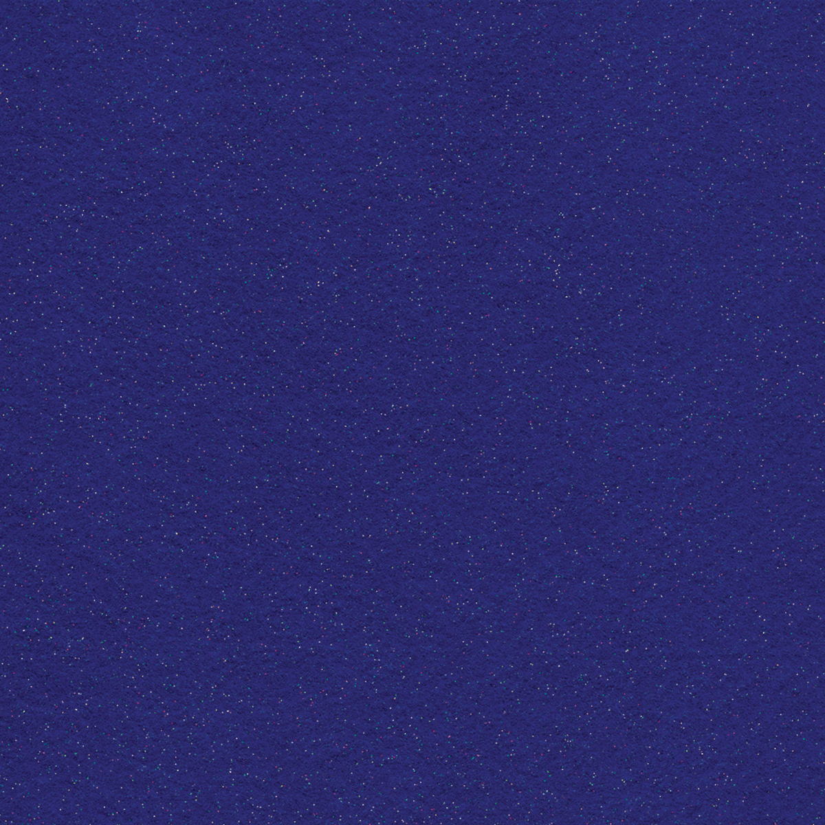 """Eco-fi Glitter Felt 72"""" Wide 10yd Bolt-Royal Blue"""