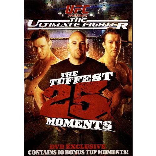 UFC: The Tuffest 25 Moments