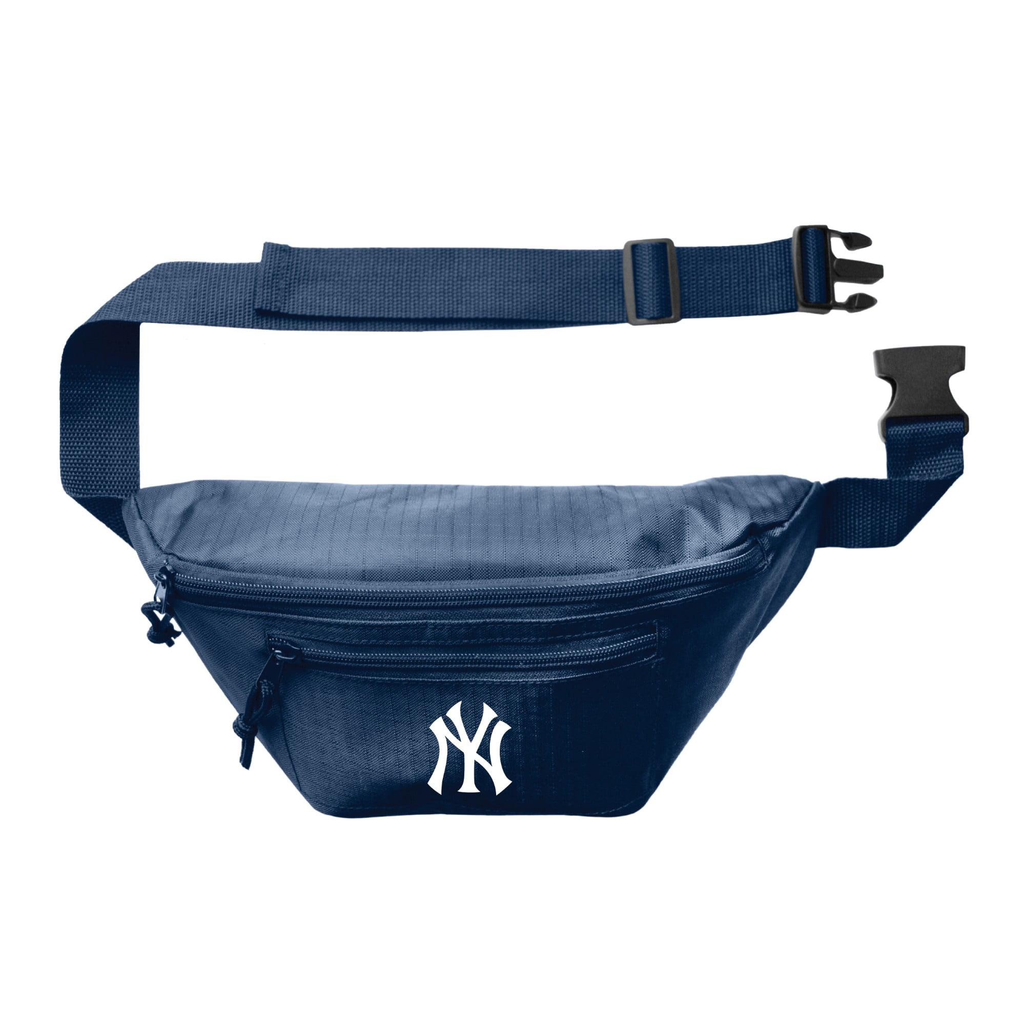 MLB Little Earth 3 Zip Hip Pack, New York Yankees