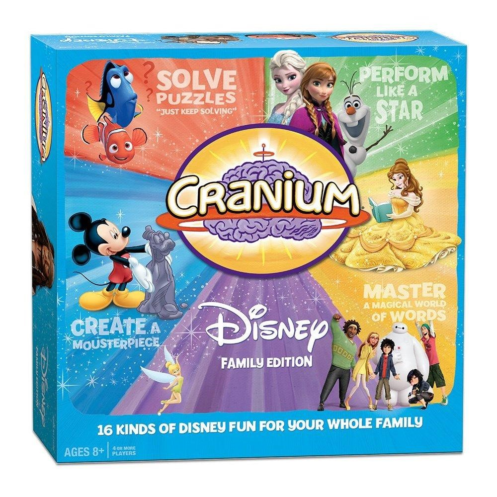 Cranium: Disney Family Edition Board Game by