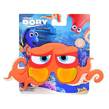 Party Costumes - Sun-Staches - Disney Finding Dory Hank Costume Mask New sg2795](Disney World Halloween Party Reviews)