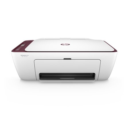 HP DeskJet 2636 Wireless All-in-One Color Inkjet Printer, Sienna