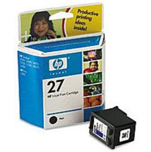 Hp#27 Black Cartridge