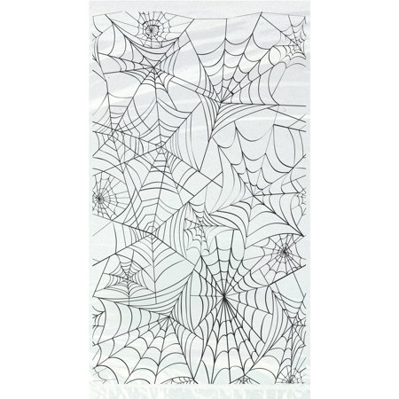 Spider Web Halloween Cellophane Bags, 20ct](Halloween Party Bags Uk)