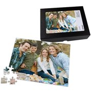 """Customizable Photo Puzzle with Gift Box, 252 Pieces (11""""x14"""")"""