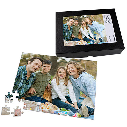 11x14 Premium Photo Puzzle with Gift Box, 252 Pieces