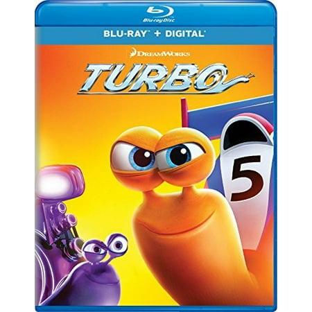 Turbo Blu-ray + Digital (Turbo Perfect Love)