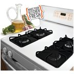 Range Kleen Wall Oven And Cooktop Square Gas Drip Pan