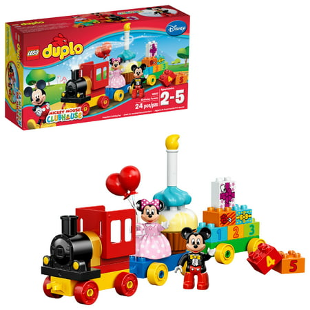 LEGO DUPLO Disney Mickey & Minnie Birthday Parade 10597