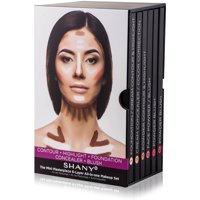 Shany Cosmetics SHANY Mini Masterpiece Makeup Kit Shaping, Highlighting  and Contouring Palette - MULTI-COLORED - 6PC