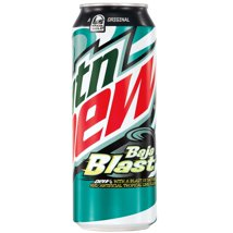 Soft Drinks: Mountain Dew