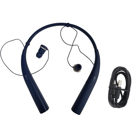 LG Tone Pro HBS-780 OEM Wireless Bluetooth Neckband Headphones Blue-