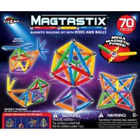 Magtastix 70 PC Balls and Rods