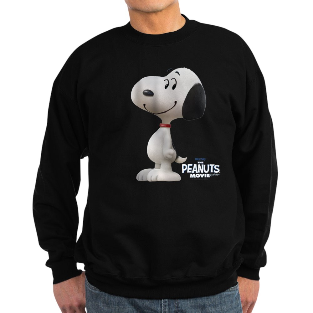 Cafe Press   Snoopy   The Peanuts Movie   Classic Crew Neck Sweatshirt by Cafe Press