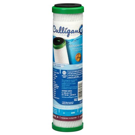 Culligan Drinking Water Filter Cartridge D40-A - image 1 of 1
