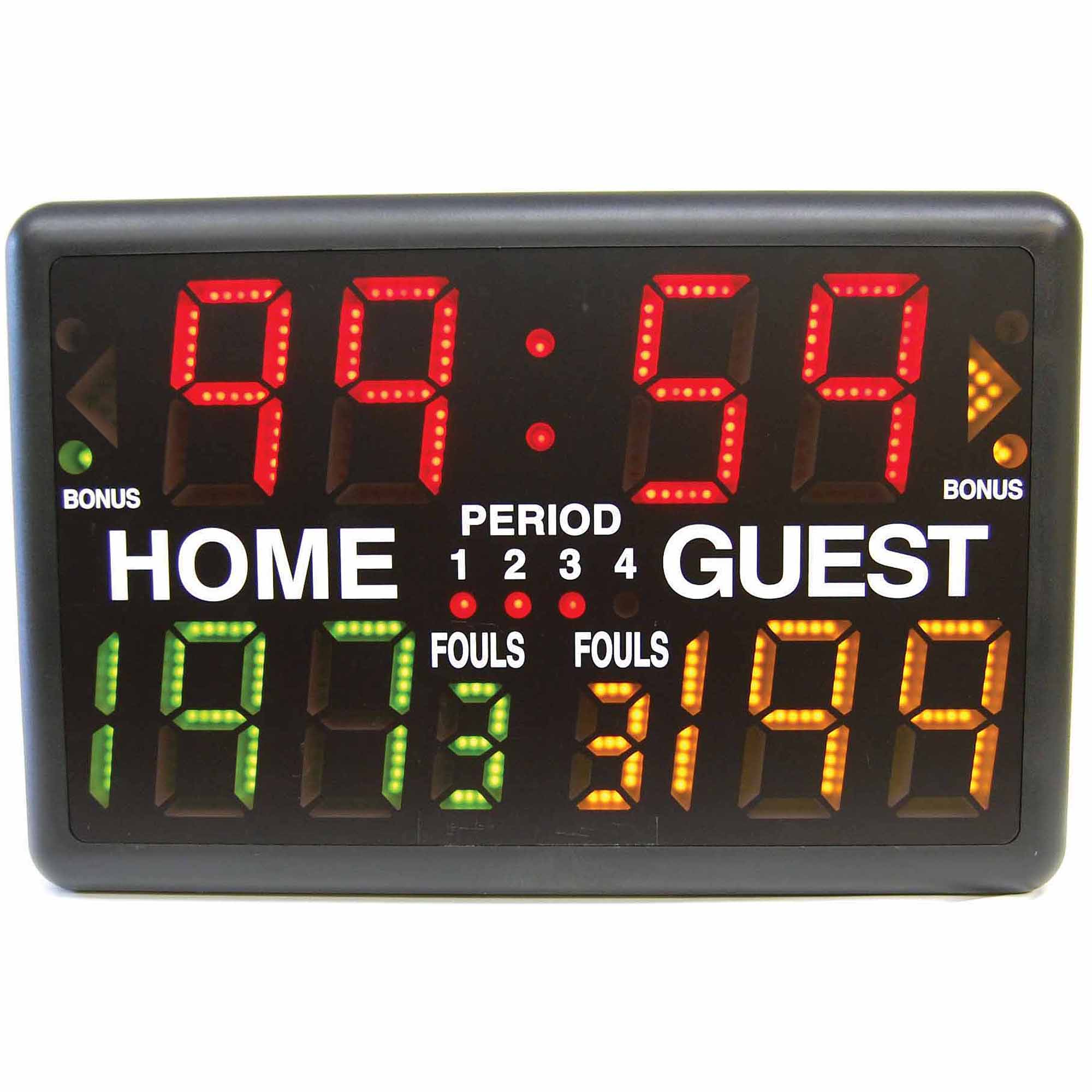 Multi-Sport Indoor Scorer and Timer