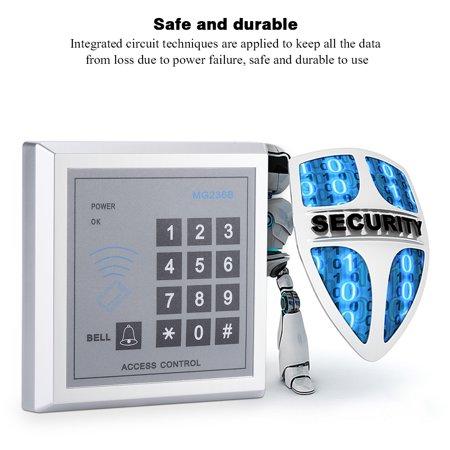 - Password Door Lock,Ymiko Access Control RFID Reader Electric Password Door Bell Lock System Security Door Access Control, Door Bell